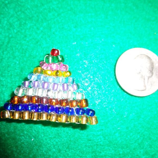 Montessori Bead Stair Pin