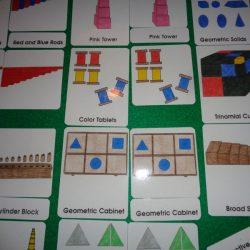 Montessori Materials I