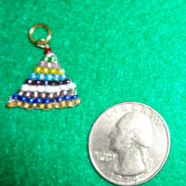 Montessori Bead Stair Charm